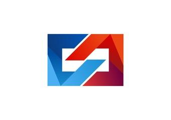 square,letter C,D,logo,real estate,connect,architecture,finance
