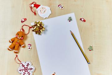 Santa template list