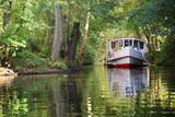 Alsterschiff im Kanal