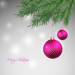 Christmas Background Merry Christmas