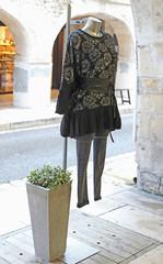 mannequin vêtements femme