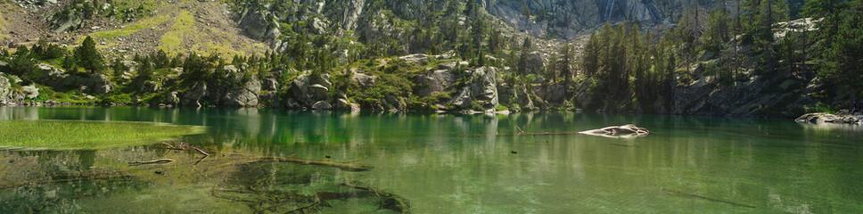 lago en benasque