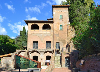 Appia antica - Sepolcro degli Scipioni