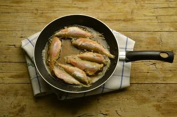 Mullidae Goatfish Triglia Barwenowate 鬚鯛科 Expo Milano 2015