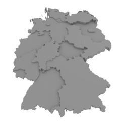 Deutschland Bundesländer