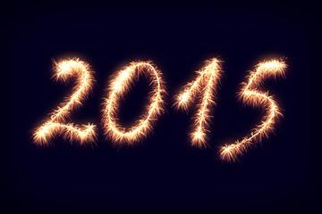 Sparklers Firework 2015