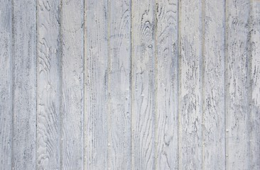 faded white barn wood background