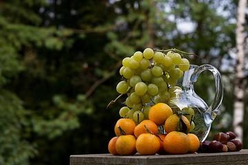 Uva e mandarini
