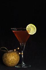 festive drink four