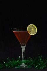 festive drink two
