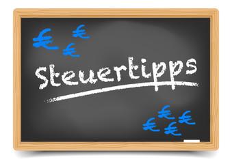 TAFEL Steuertipps