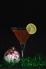 festive drink three