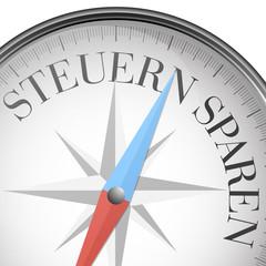 Kompass Steuern sparen