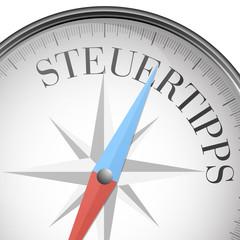 Kompass Steuertipps