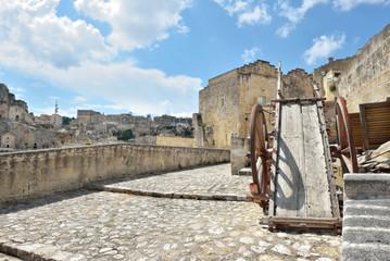 Scorcio di Matera, Basilicata