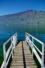 le lac du bourget-savoie