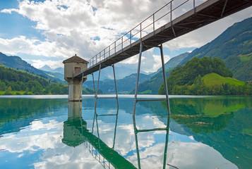 Lungerersee in Kanton Obwalden