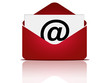 Email message with envelope