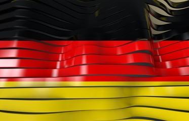 german flag stripes