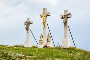 Jesus Christ Cross on Calvary