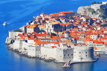 Dubrovnik.Old city.Croatia