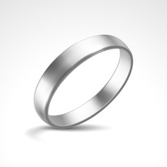 Vector Silver Ring