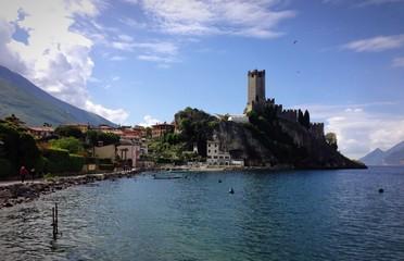 Gardasee Burg