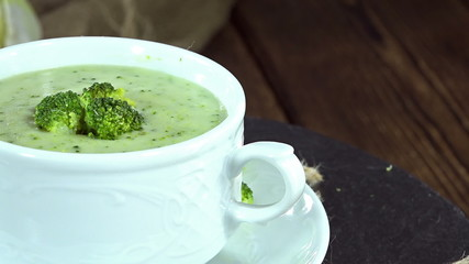 Broccoli Soup (loopable)