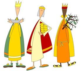 as-Die Heiligen Drei Könige