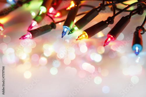 Christmas lights - 71797166