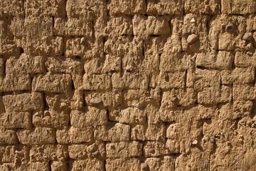 Mud Adobe Wall Texture