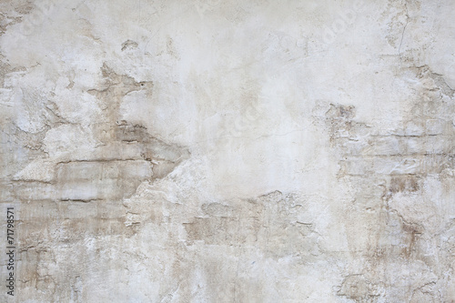 Leinwandbild Motiv アンティークな石壁