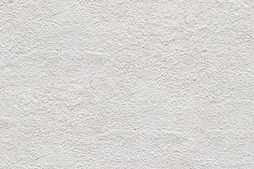 White mortar wall.