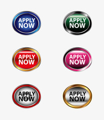 Apply now button icon