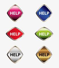 Help icon button