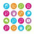 data analysis icons
