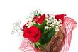 Obrazy na płótnie, fototapety, zdjęcia, fotoobrazy drukowane : Roses bouquet