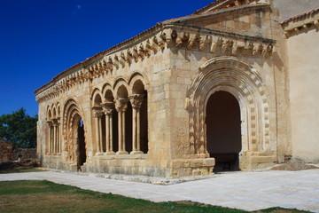 Sotosalbos San Miguel church