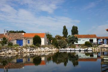 Le Port des Salines - Île d'Oléron