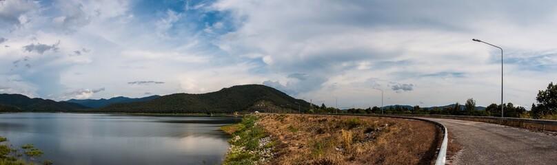 lake in chaingmai