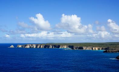 Pointe de la Grande Vigie in Guadeloupe