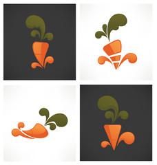 carrot symbols