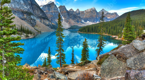 Moraine lake - 71808134