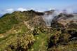 La Souffrière volcano in Guadeloupe