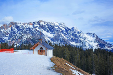 Church in Austria.