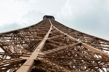 Detail of Eiffel Tower