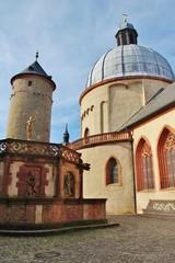 Festung Marienberg Würzburg, Innenhof