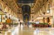 Vittorio Emanuele II Gallery in Milan, Italy - 71811704