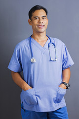 Asian Male Doctor