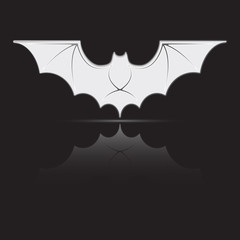 Bat Symbol illustration